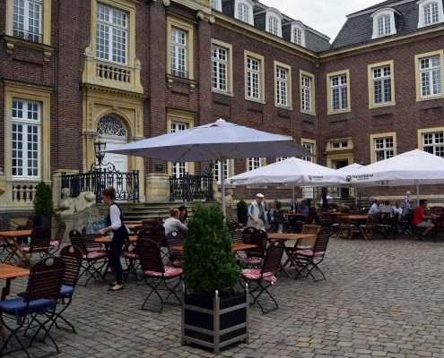 Caisse im Schloss Nordkirchen von HammerDesign