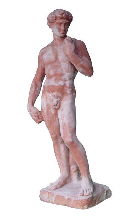 David aus Terrakotta