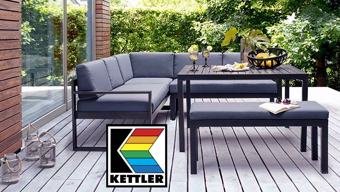 Kettler Casual-Dining Set