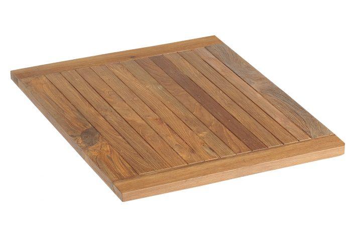 SonnenPartner | Tischplatte Old Teak