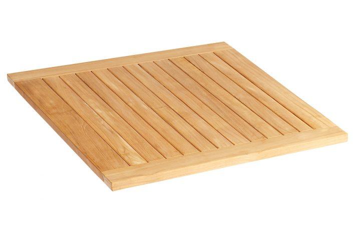 SonnenPartner | Tischplatte Teak