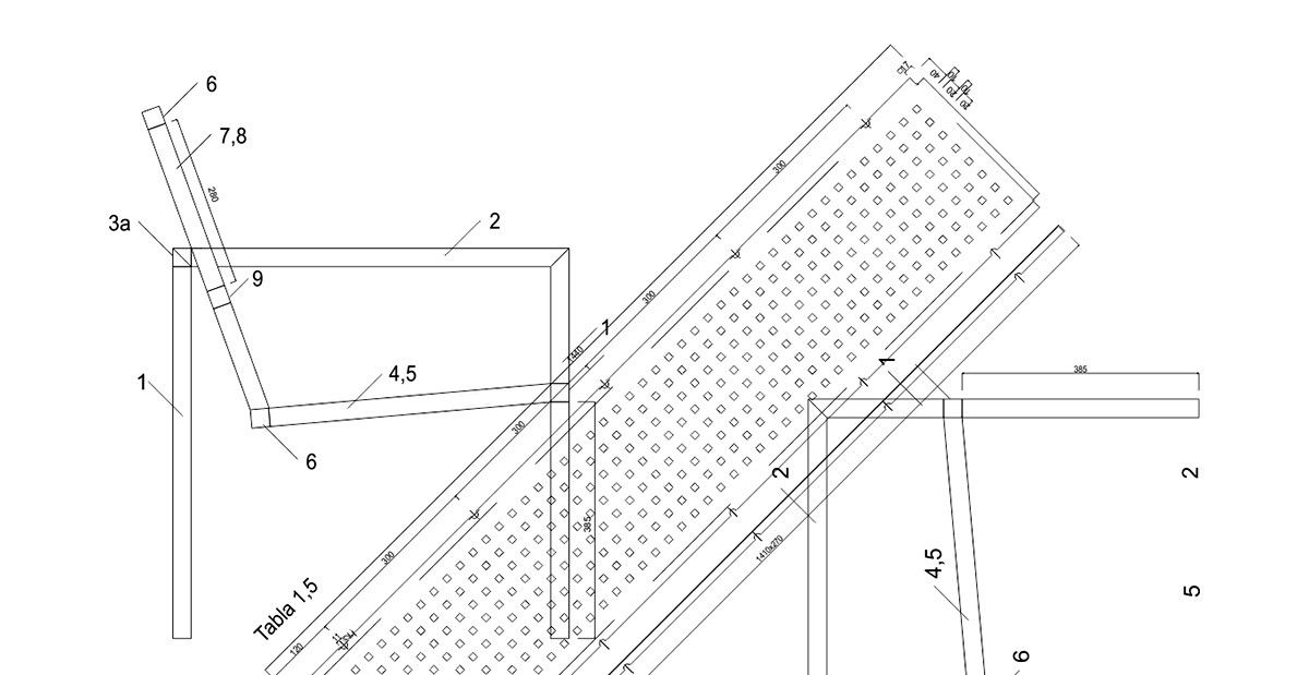 Konstruktionszeichnungen HammerDesign