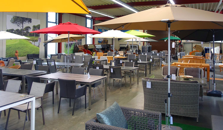 Sonnenschirme Gartenmoebel-NRW